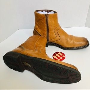 RJ COLT-Men's booties. Motorcycle ankle boots 🥾